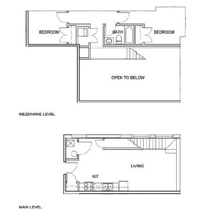 Floorplan - 3 Point B1 image