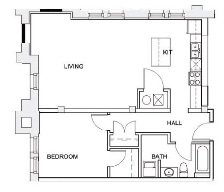 Council Bluffs Properties - Floorplan - 3 Point A5