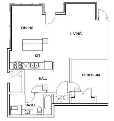Council Bluffs Properties - Floorplan - 3 Point A6