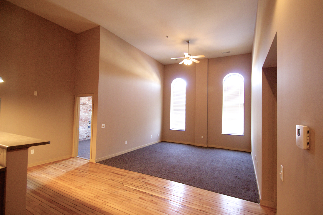 Spacious Interior at 1892 Apartments in Council Bluffs, IA
