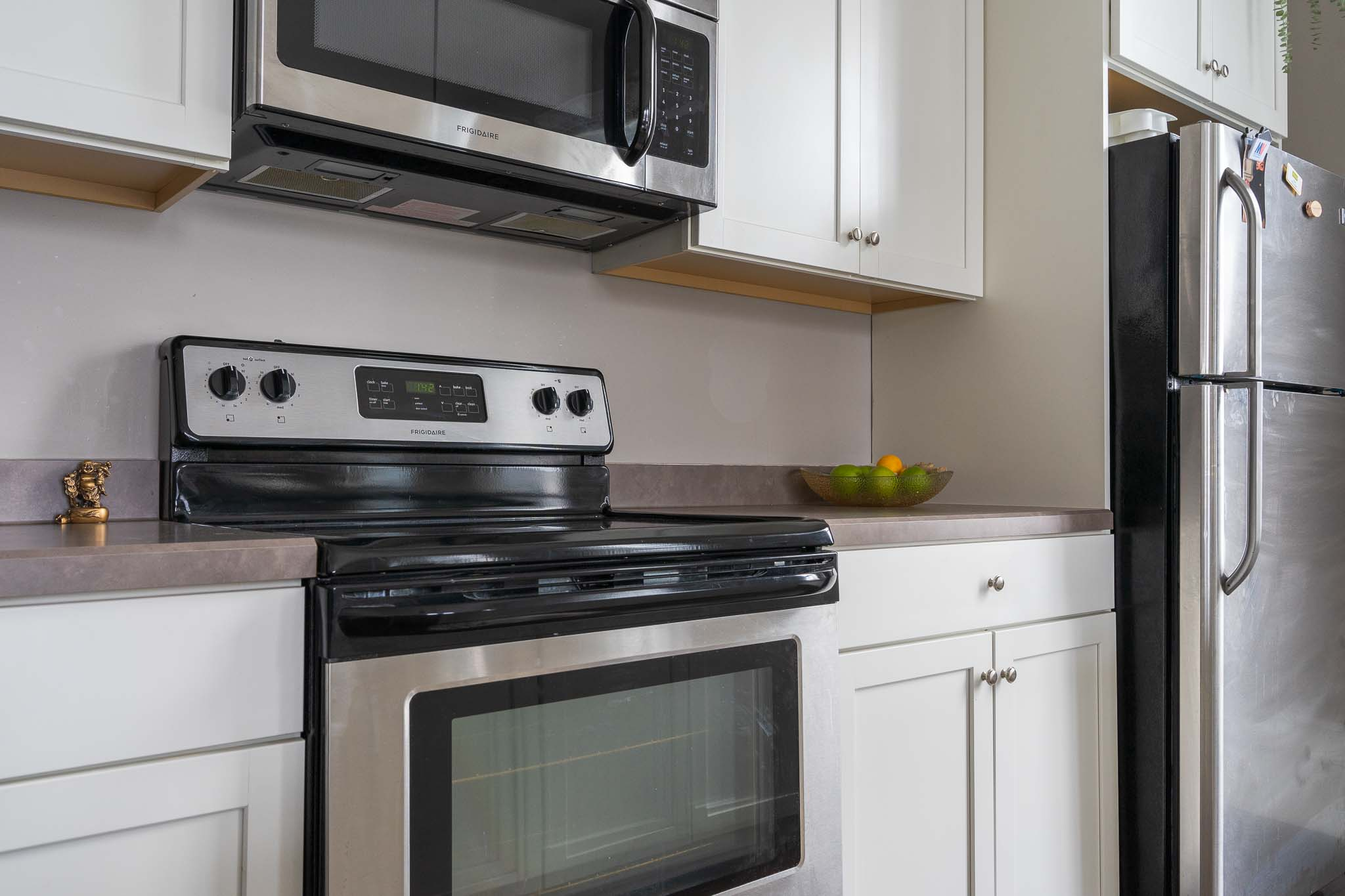 Appliances at the 300 Alexander Apartments in Rochester, New York