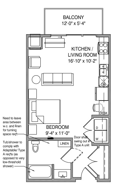 Floorplan - Avery 2 image