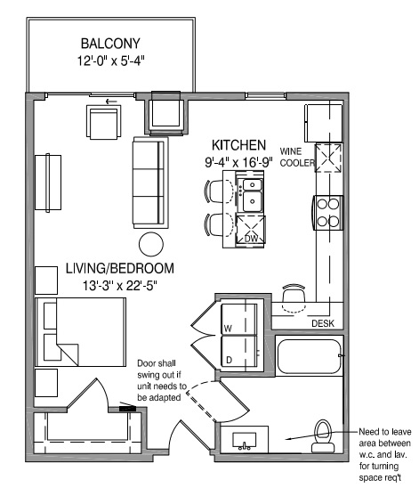 Floorplan - Avery 4 image