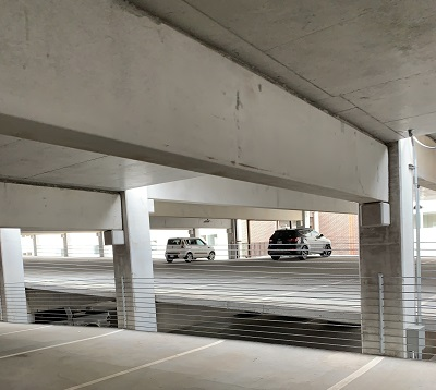 Covered Parking at 727 Lofts Apartments in Jenks, Oklahoma