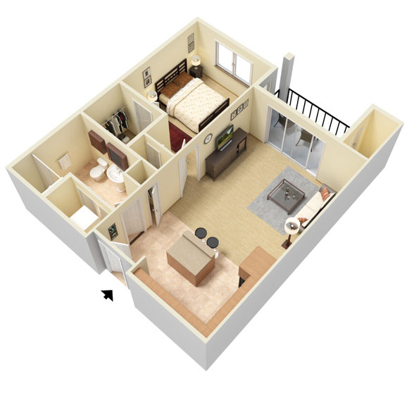 Abbey Lane - Floorplan - A1