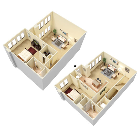 Floorplan - TH2 image