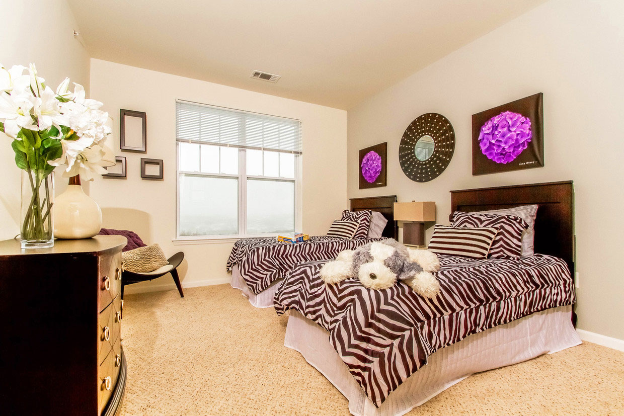 Large Bedrooms at Abbey Lane Apartments in Danbury, Connecticut