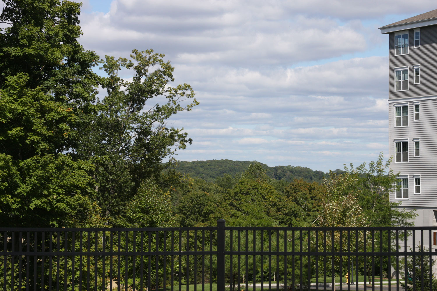 Serene Views at Abbey Lane Apartments in Danbury, Connecticut
