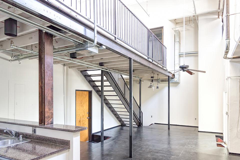 American Beauty Mill - Floorplan - Loft 1200sf-2000sf
