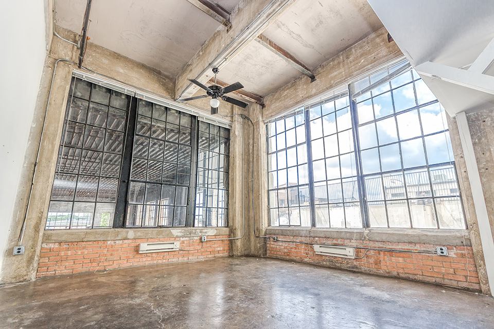 American Beauty Mill - Floorplan - Loft 600sf-800sf