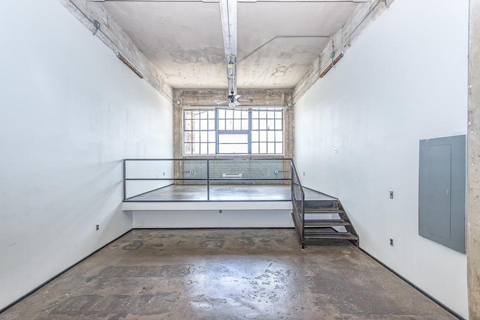 American Beauty Mill - Floorplan - Loft 800sf-1000sf