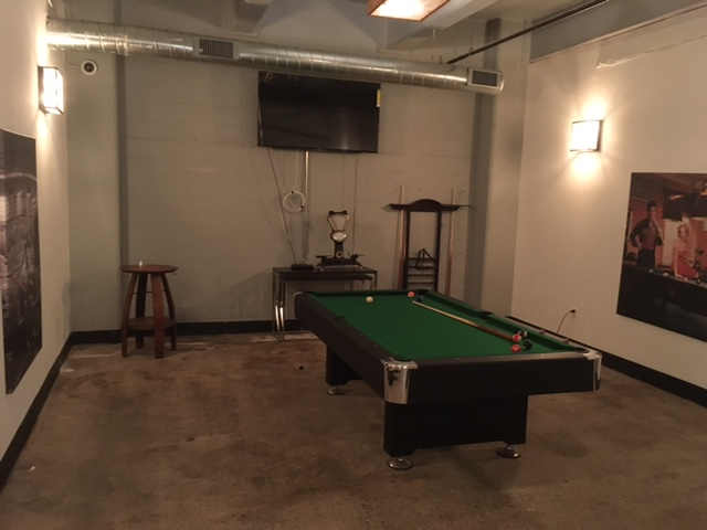 Game Room at The Annex @ Brewerytown Apartments in Philadelphia, PA