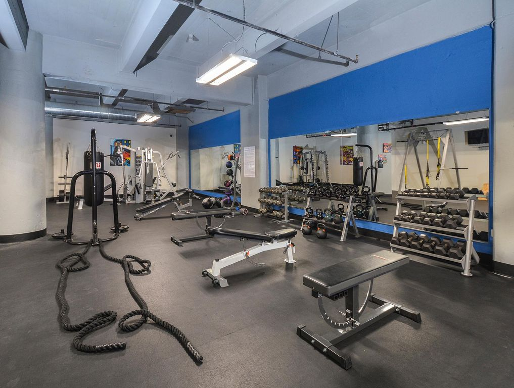 On Demand Fitness Center at The Apartments @ Brewerytown Apartments in Philadelphia, PA