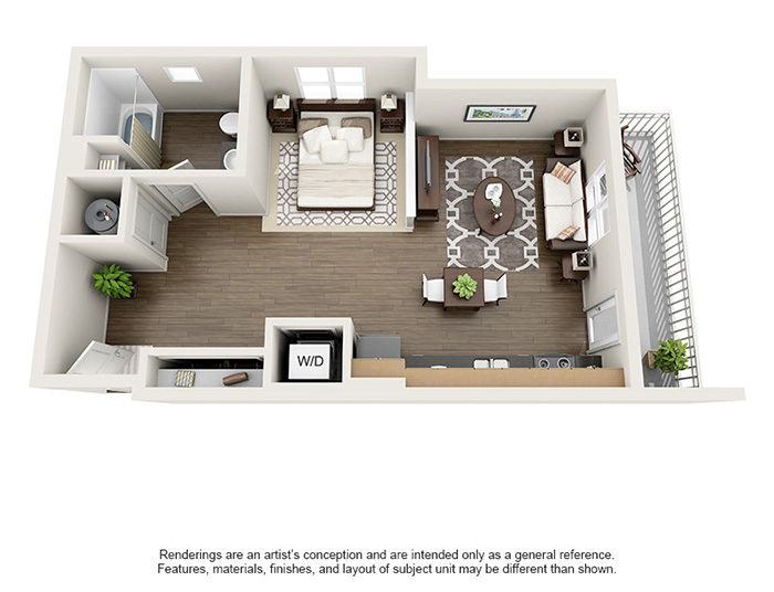 Floorplan - Shadow Canyon image