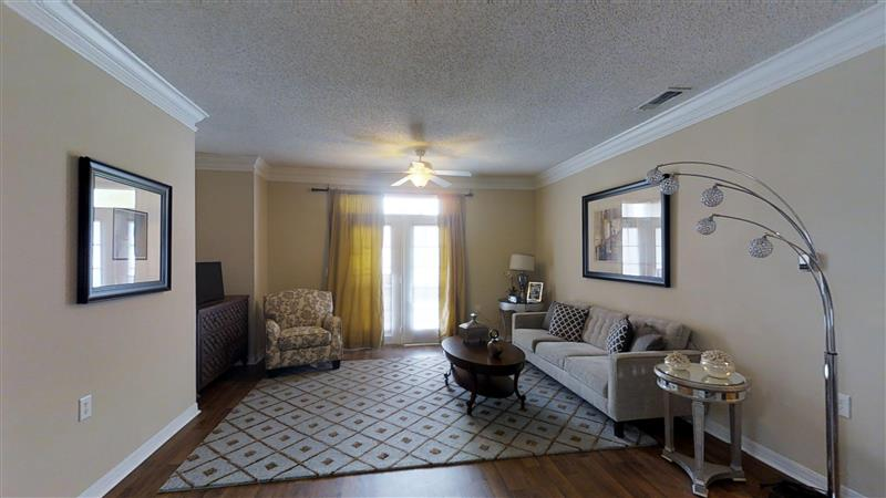 Modern Interiors at Appling Lakes Apartments in Cordova, Tennessee