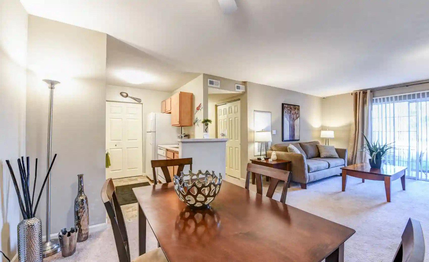 Open Floor Plans at Arbors of Lebanon Apartments in Lebanon, Ohio