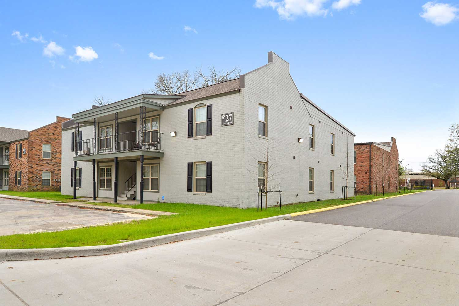 Baton Rouge Apartment Rentals at Ardendale Oaks Apartments in Baton Rouge, Louisiana