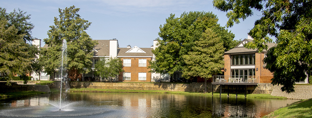 Scenic Views at Ashford Apartments in Carrollton, Texas