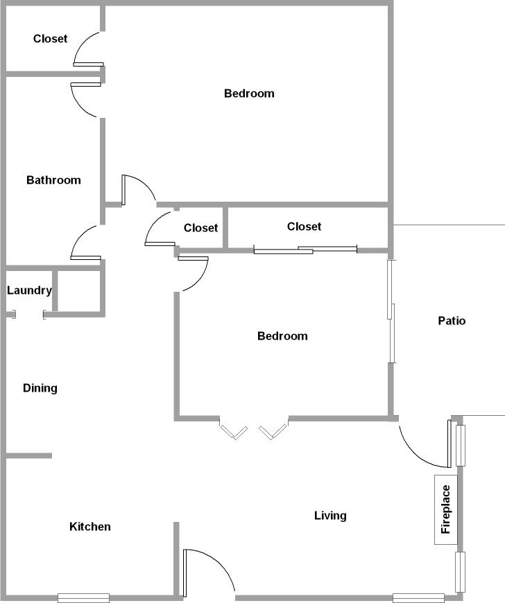 Floorplan - Plan C image
