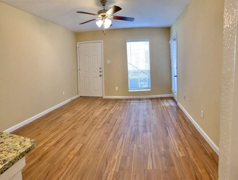 Open Floor Plan at Ashford Pointe Apartments in Houston, Texas