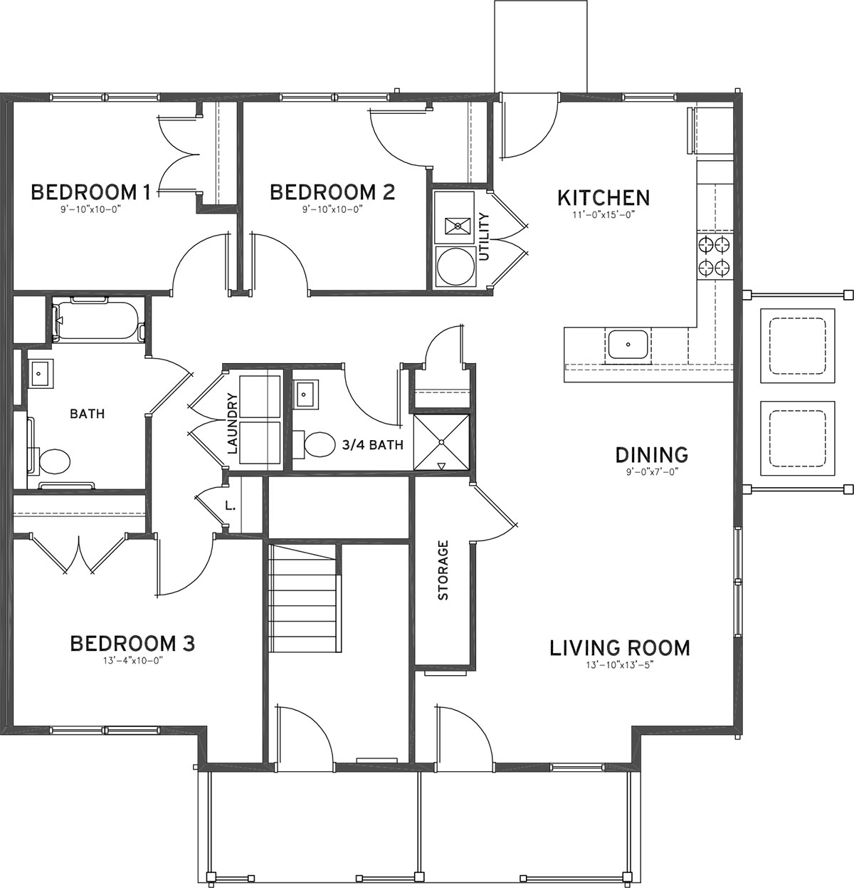 Informative Picture of 3 BR