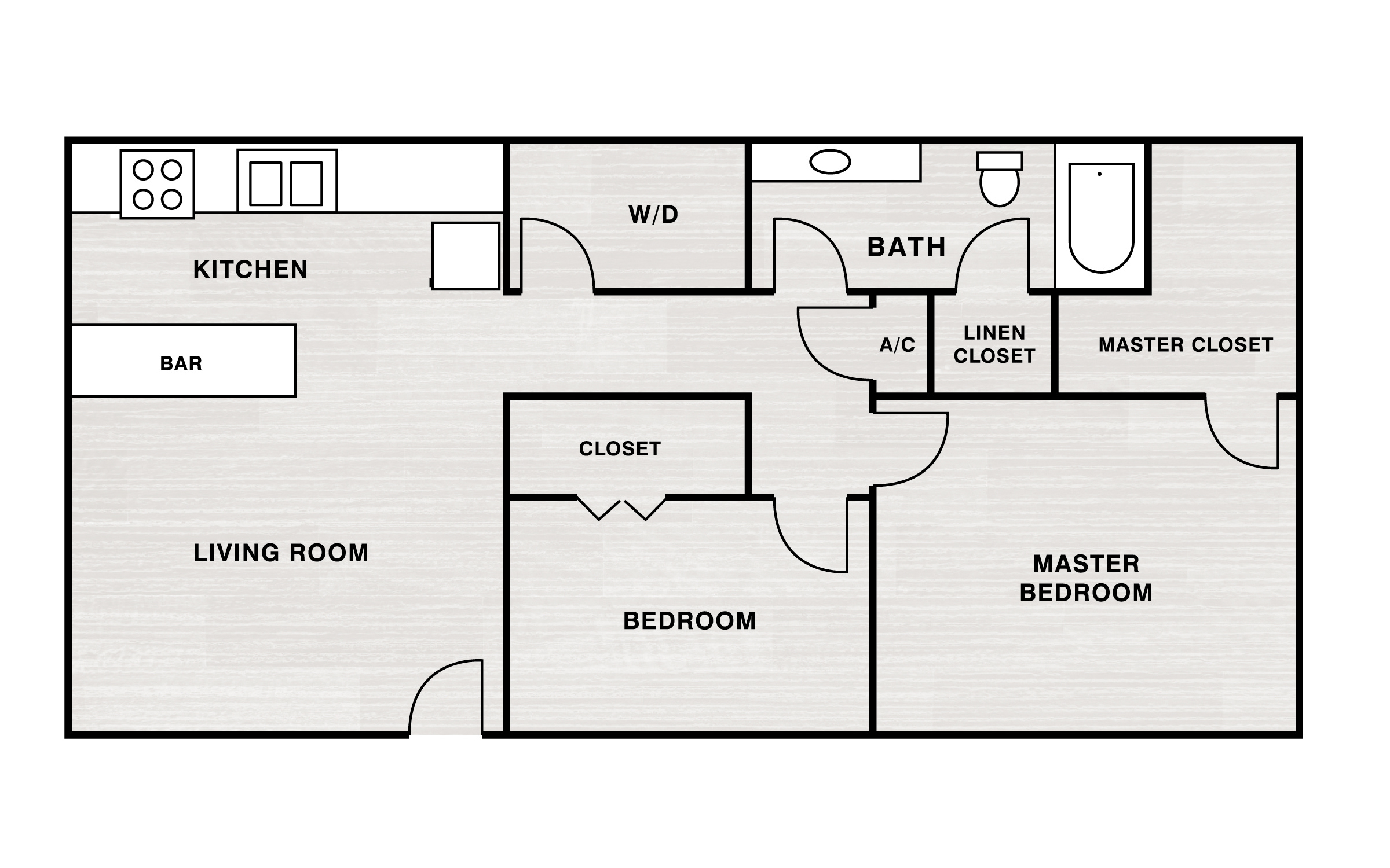 Floorplan - Thoroughbred-Up image