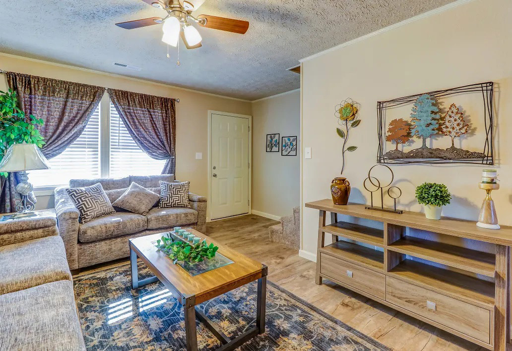 Spacious Floor Plans at Aspen Meadow Apartments in Hopkinsville, KY