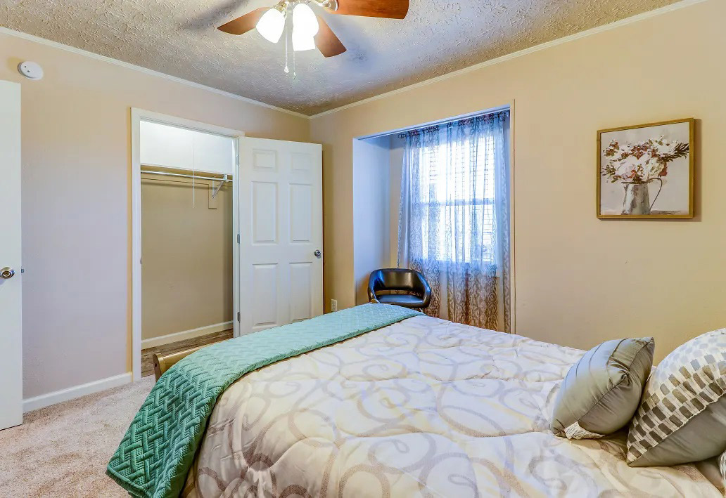 Ample Closet Space at Aspen Meadow Apartments in Hopkinsville, KY
