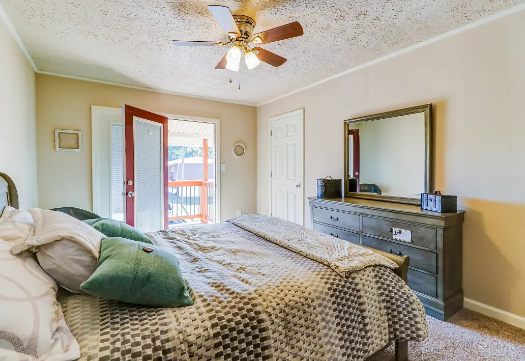 Ceiling Fans at Aspen Meadow Apartments in Hopkinsville, KY