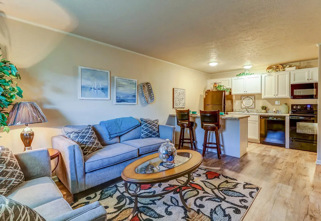 Family-Friendly Apartments at Aspen Meadow Apartments in Hopkinsville, KY