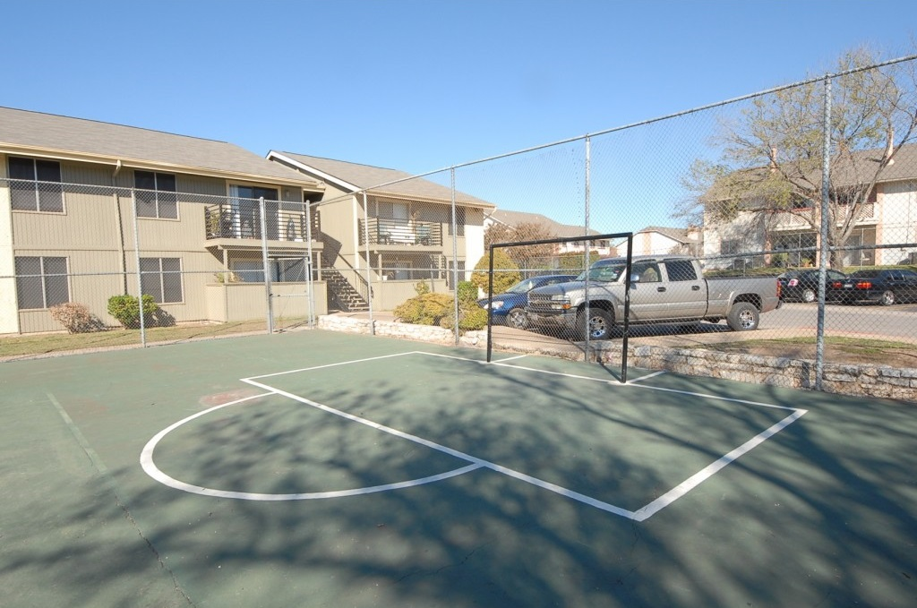 Outdoor Recreational Area at Aubry Hills Apartments in Austin, TX