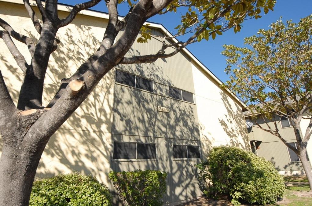 Exterior of Apartment Building at Aubry Hills Apartments in Austin, TX