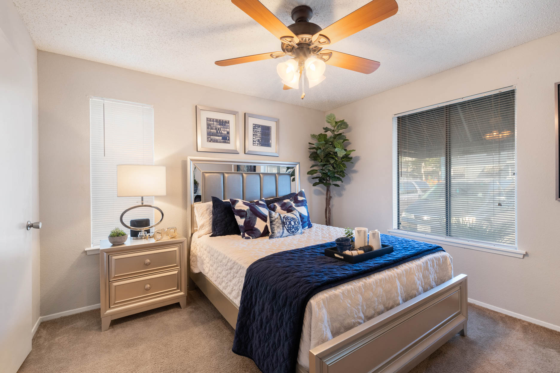 1-Bedroom & 2-Bedroom Apartments Available at Aubry Hills Apartments in Austin, TX
