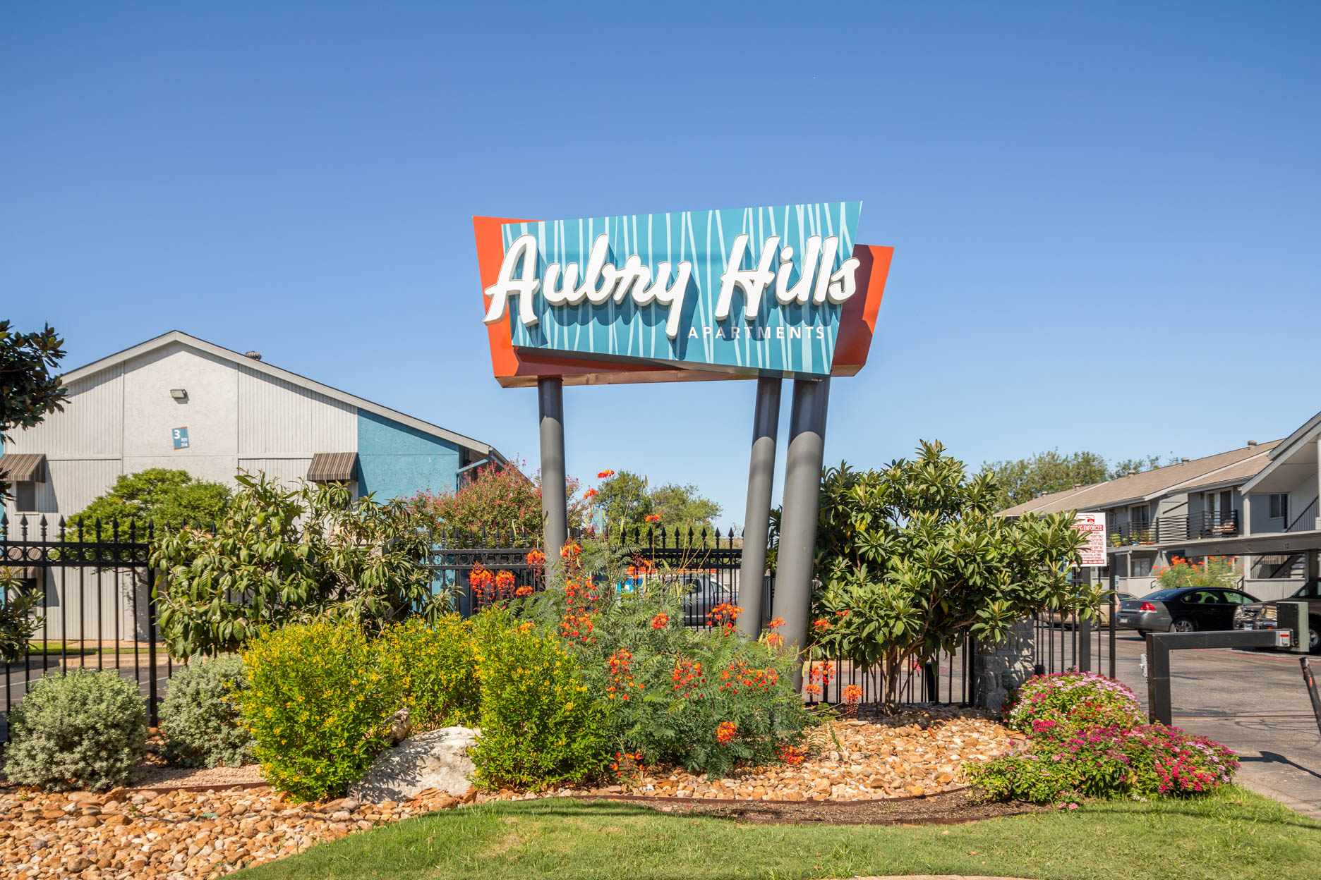 Welcome to Aubry Hills Apartments in Austin, TX