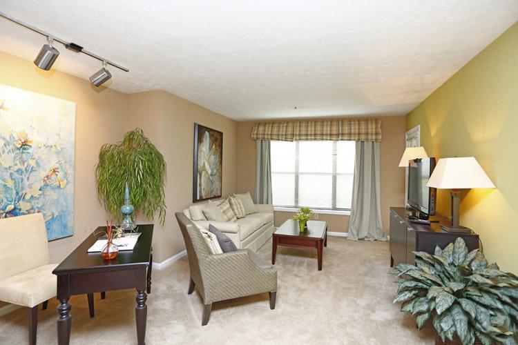 Augusta Commons Apartments has Great Floorplans