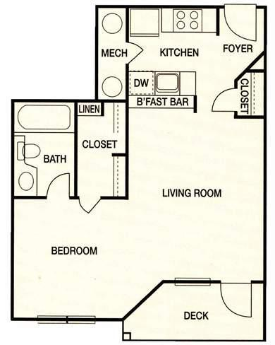 Floorplan - Plan A1 image