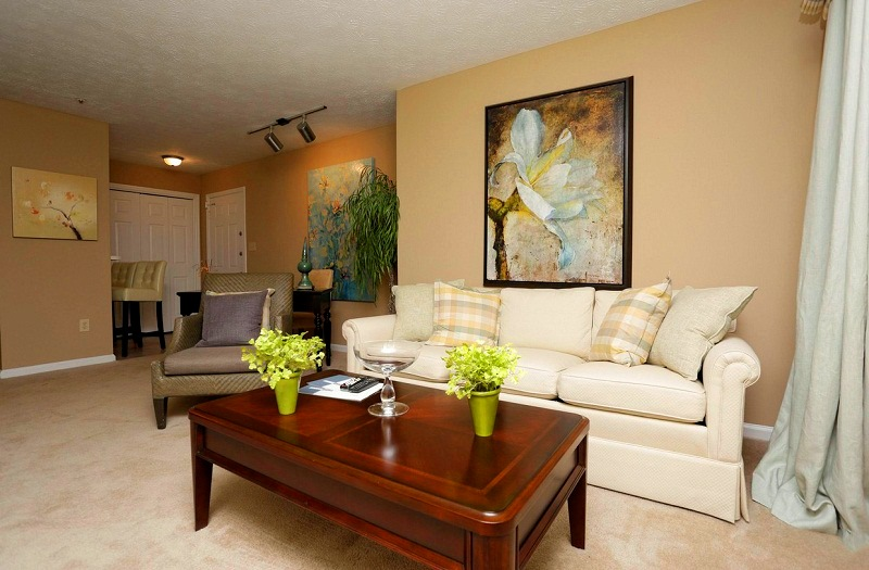 Spacious Floor Plans at Augusta Commons Apartments in Marietta, Georgia