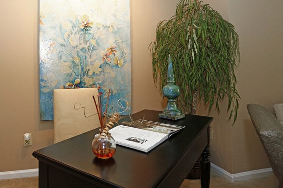 Office at the Augusta Commons Apartments in Marietta, GA