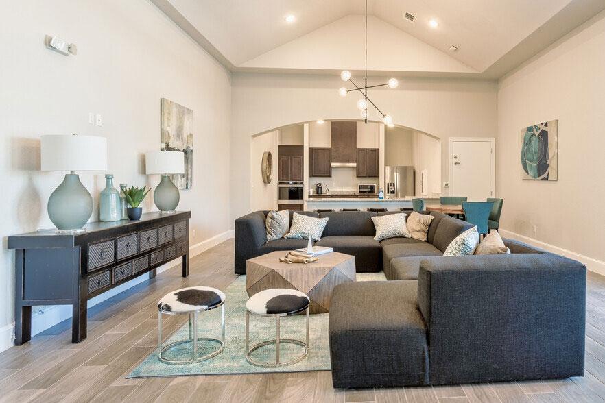 Interior View at Colorado Creek Apartment Homes in Austin, TX