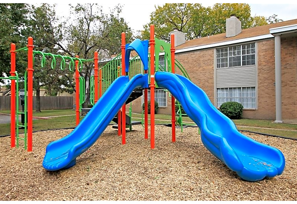 Playground at Autumn Woods Apartments in Tulsa, Oklahoma