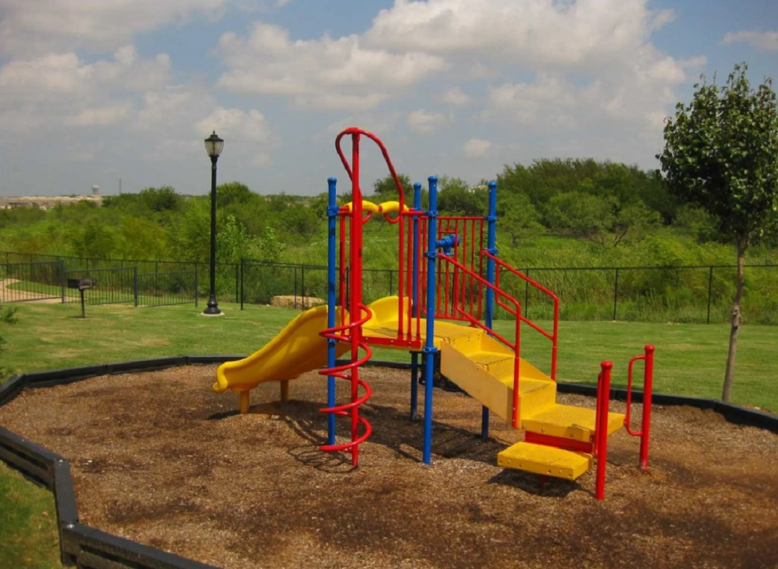 Playground at the Aventine Apartments at Fort Worth, TX