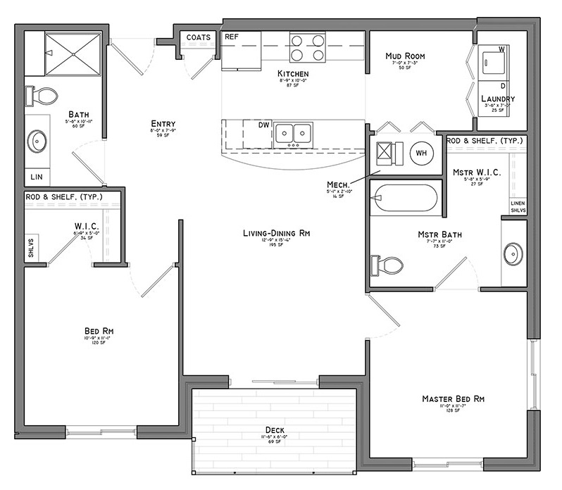 Avenue 204 at Royal View - FloorPlan - E