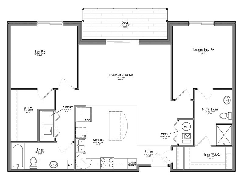Avenue 204 at Royal View - FloorPlan - F