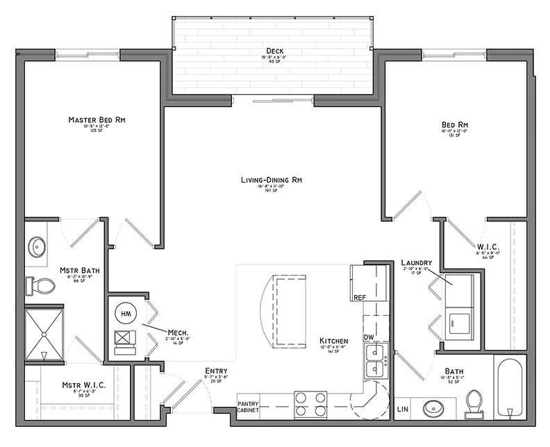 Avenue 204 at Royal View - Floorplan - D2