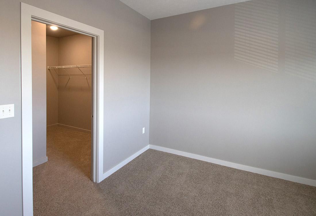 Walk In Closets at Avenue 204 at Royal View Apartments in Gretna, Nebraska