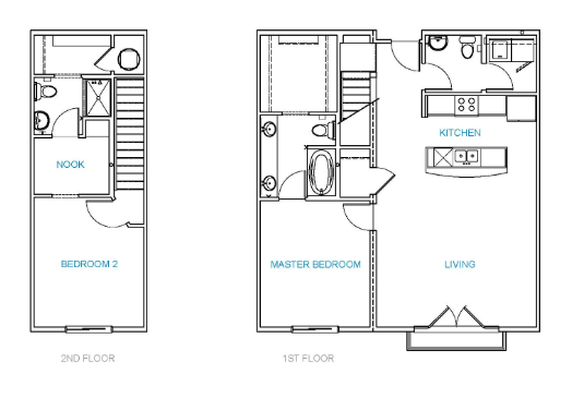 Avenue 80 - Floorplan - C6