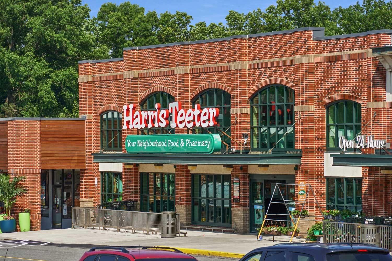 Harris Teeter is 5 minutes from Barcroft Plaza Apartments in Falls Church, VA