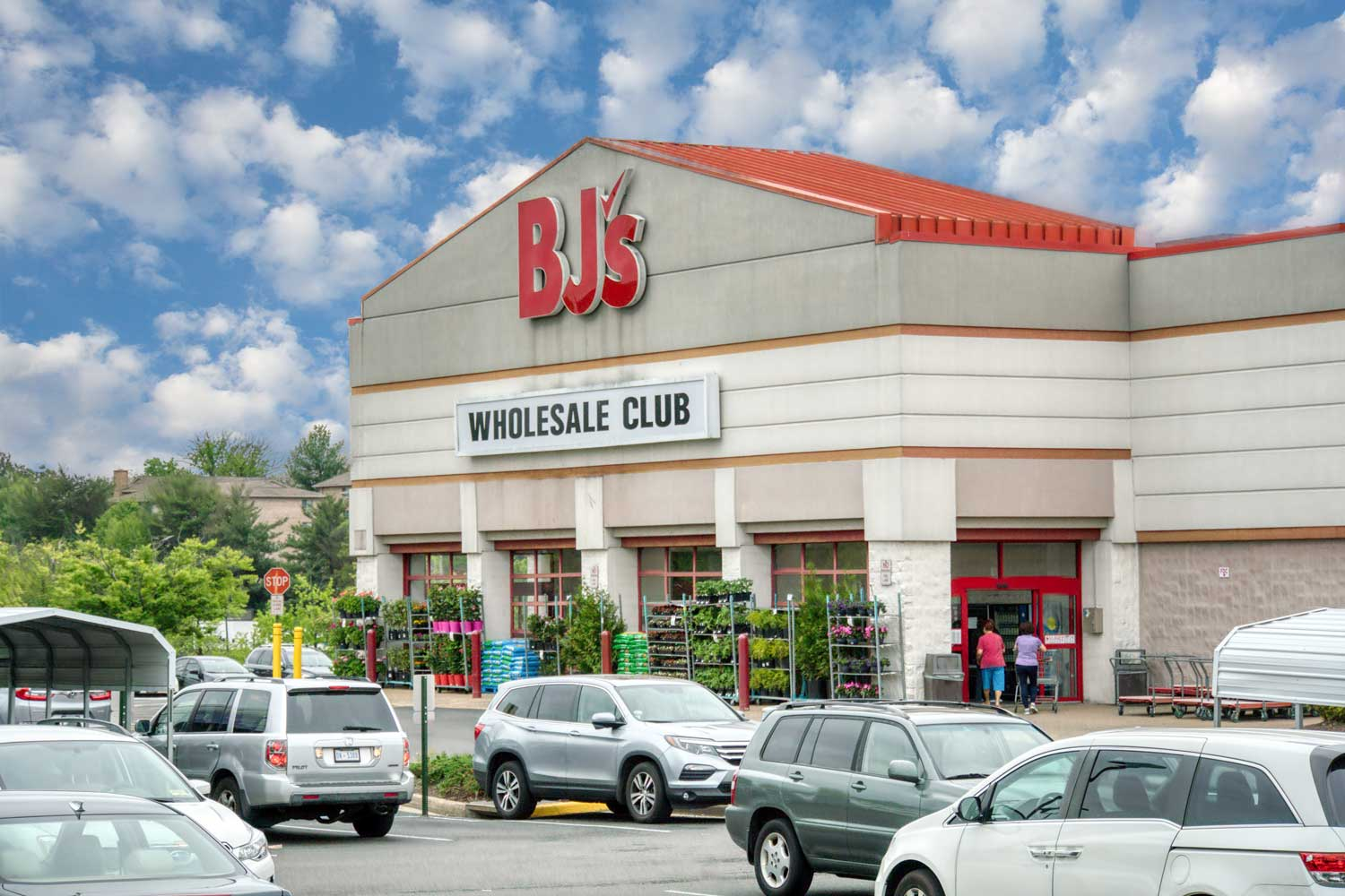 BJ's Wholesale Club is 10 minutes from Barcroft Plaza Apartments in Falls Church, VA