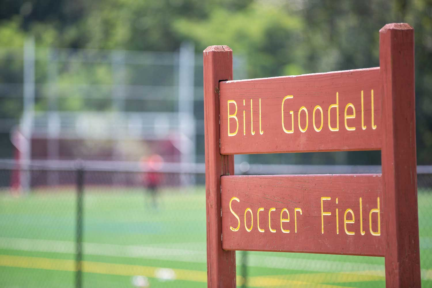 Soccer field 5 minutes from Barcroft Plaza Apartments in Falls Church, VA