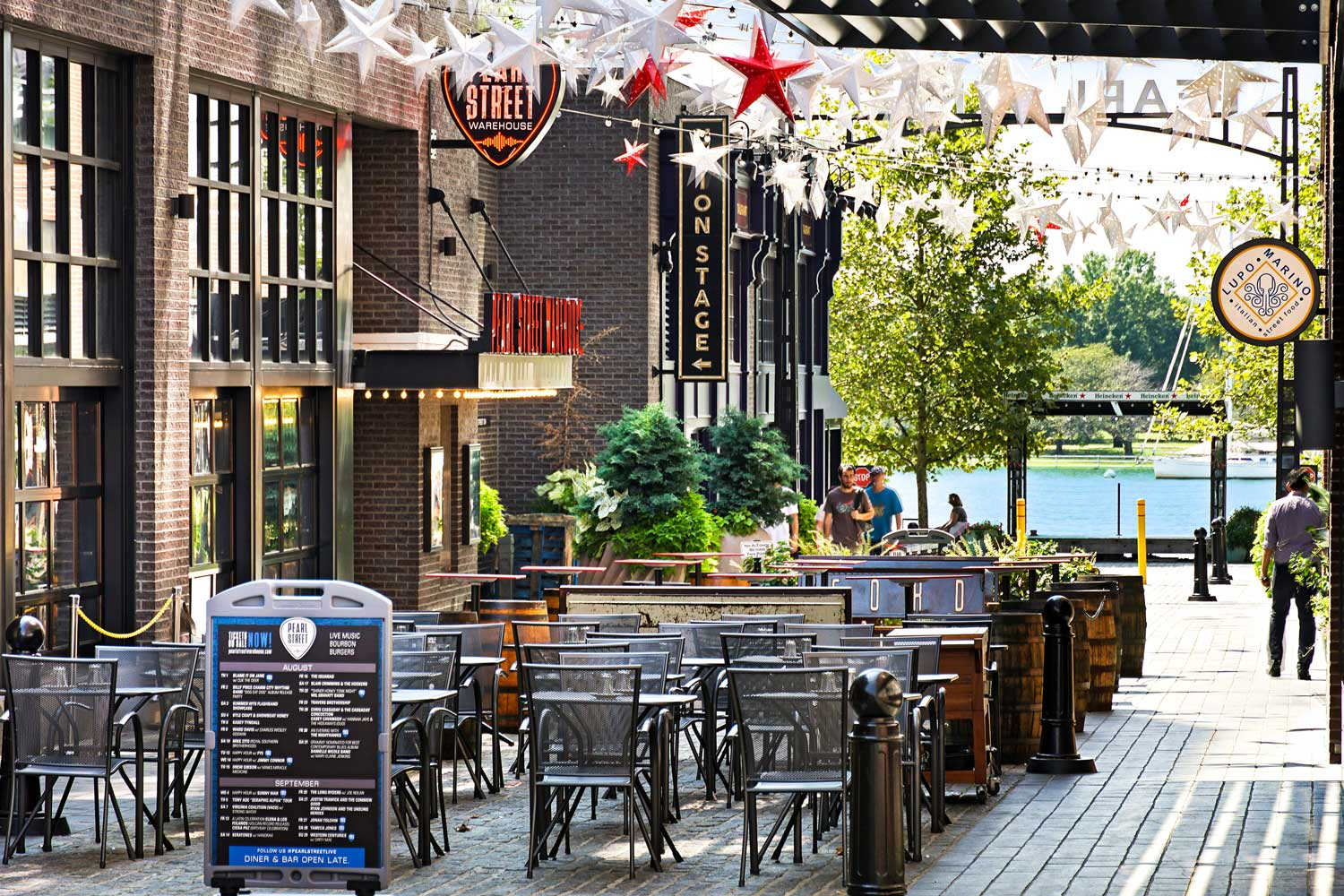 15 minutes to dining at The Wharf DC